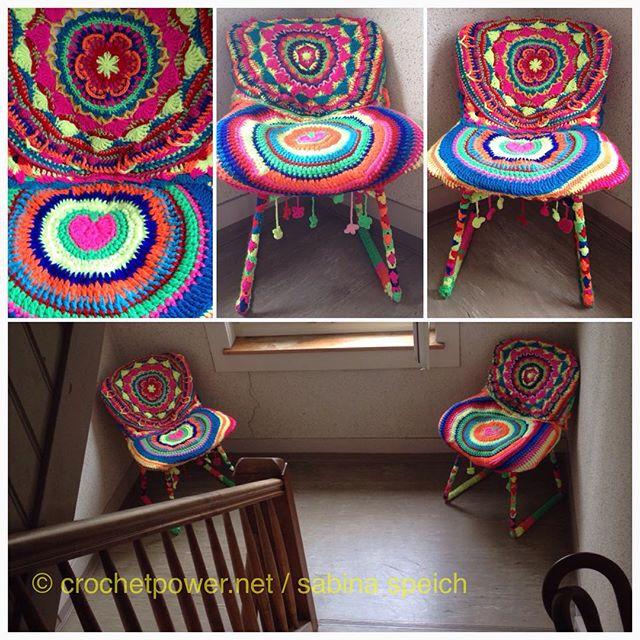 sabinaspeich crochet chair
