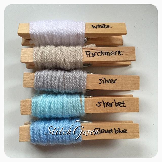 stitchgwen crochet yarn samples