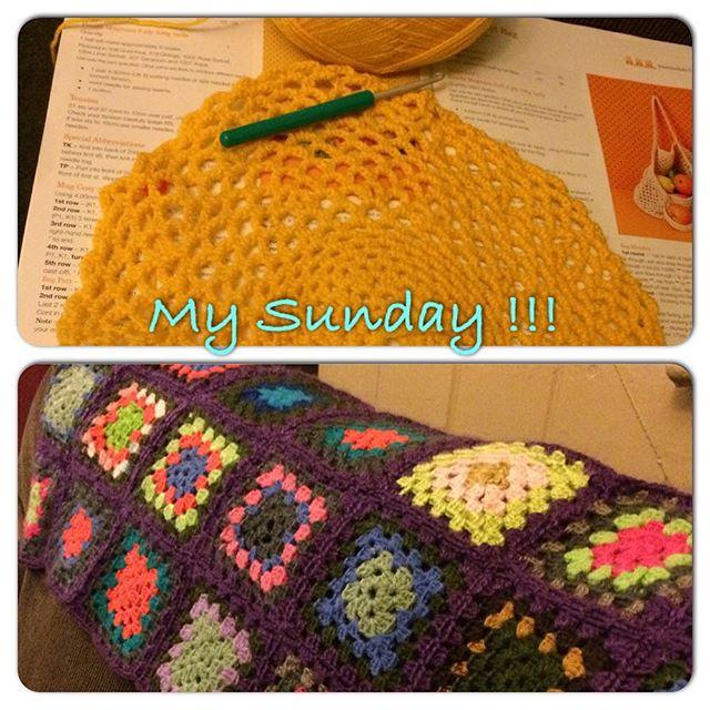 suzanne2017 crochet blanket