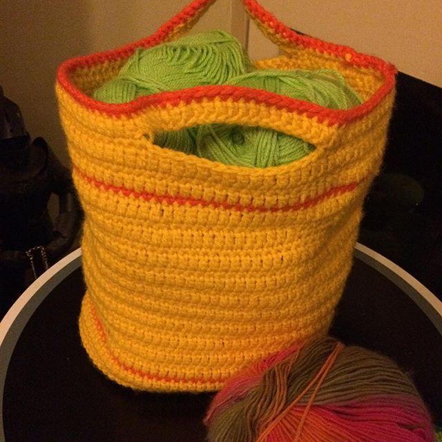 suzanne2017 crochet bucket bag