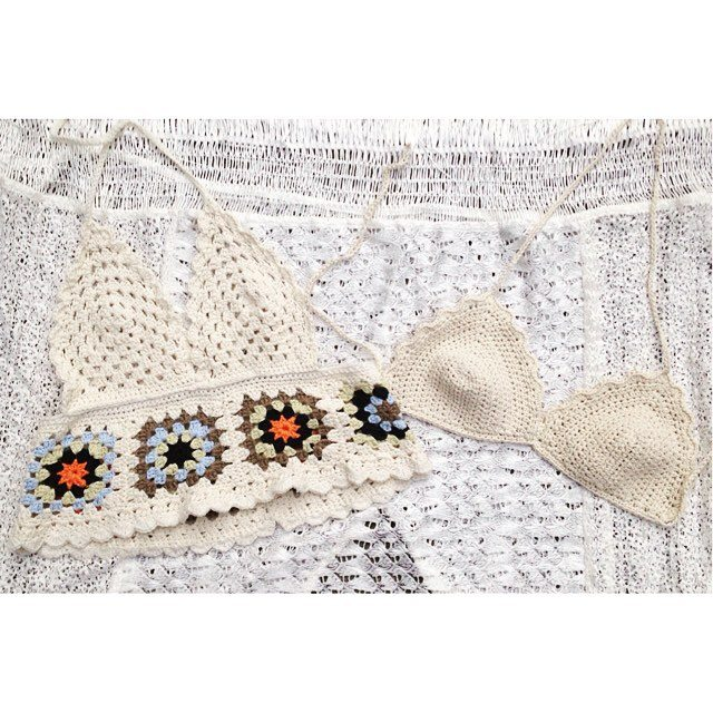 sweet_sharna crochet bikini