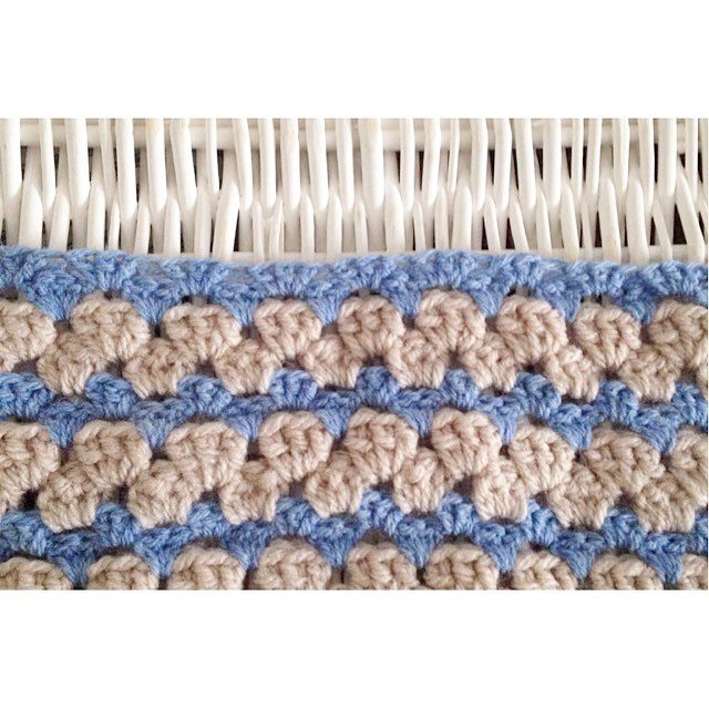 sweet_sharna crochet blanket