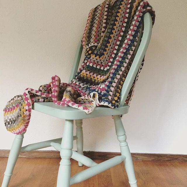 witzeomer crochet granny blanket