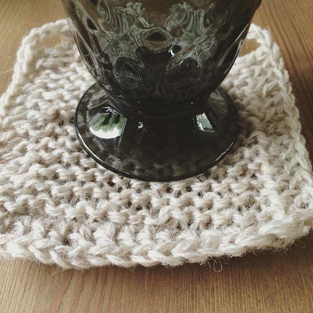 witzomer crochet coaster