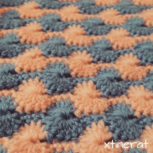 xtinerat crochet blanket