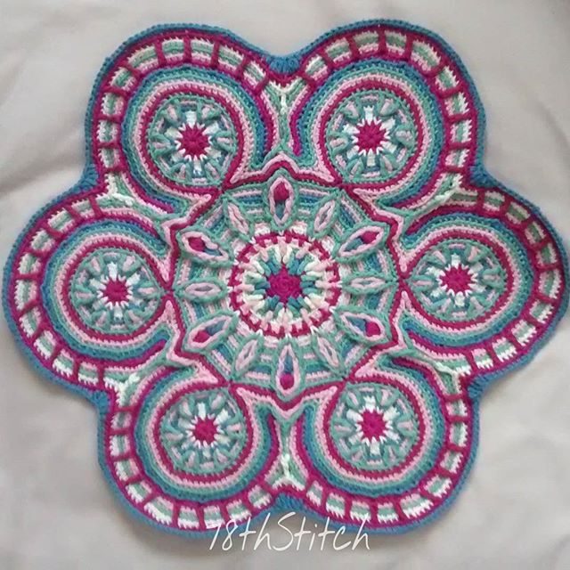 78th_stitch crochet mandala overlay
