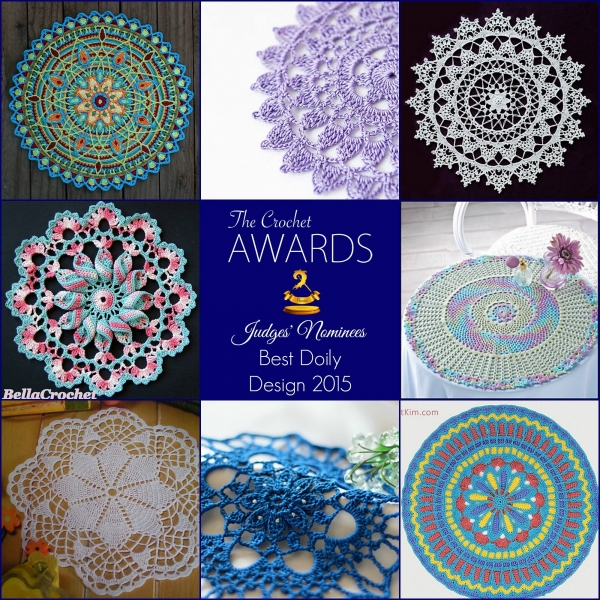 Best Crochet Doily Pattern