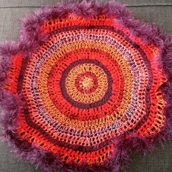 vercillo crochet mandala
