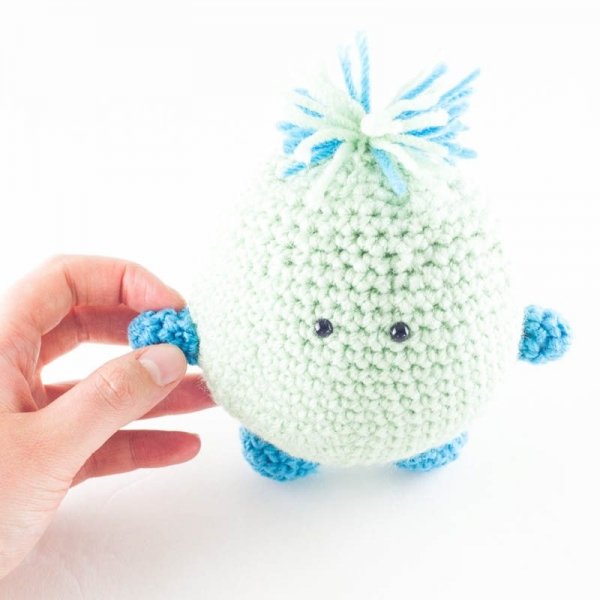 amigurumi free crochet pattern