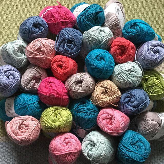 anfloclay yarn pile