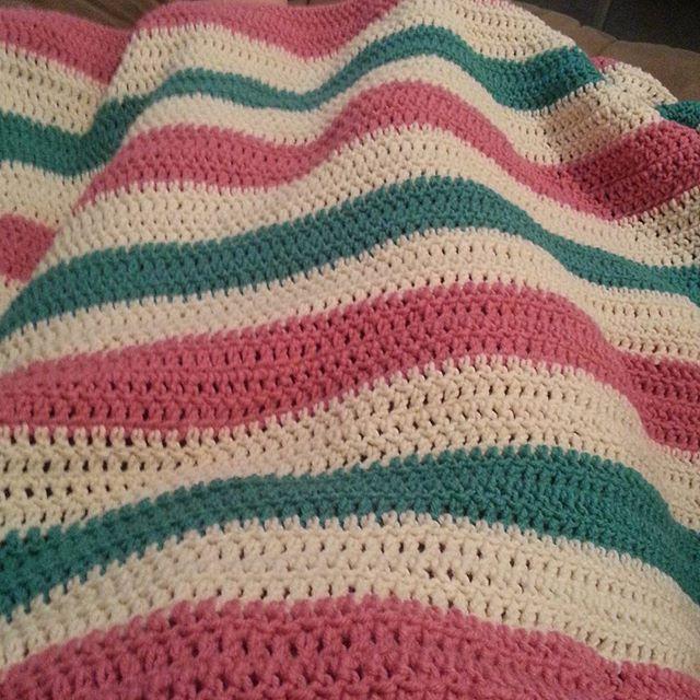 angie_angie02004 crochet watermelon blanket