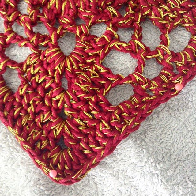 beccamathilde crochet blocking