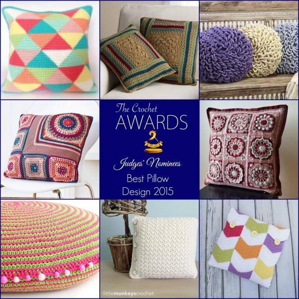 beste haak pillow pattern