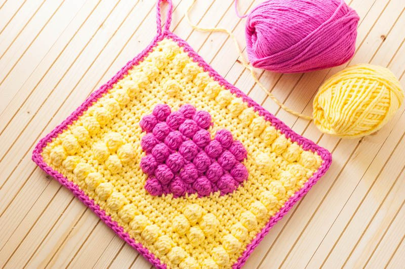 Crochet Gift Patterns Potholders Towels And More Kitchen Crochet