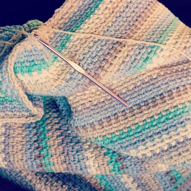buttermilkcandy crochet linen stitch