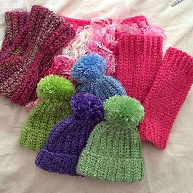 carefulcatherine crochet hats and more