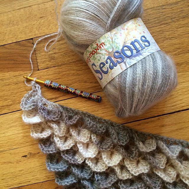 creativedesignsbysheila crochet crocodile stitch