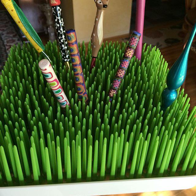 creativedesignsbysheila crochet hook organization
