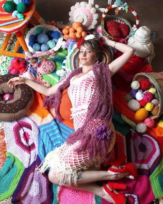 crochet artist