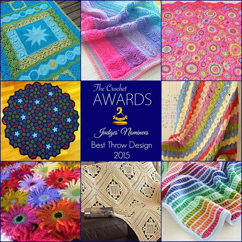 crochet awards best blanket