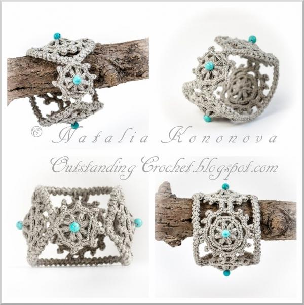 50 nouveau 2015 crochet patterns accessoires - Bijoux au crochet modele gratuit ...