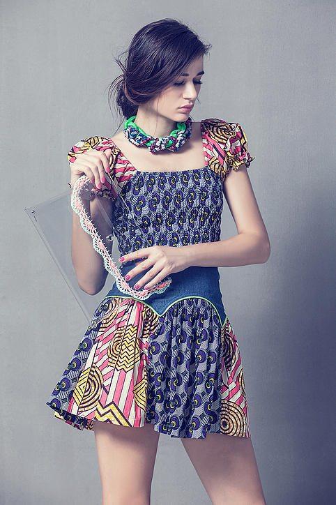 crochet edge clear purse celiab fashion