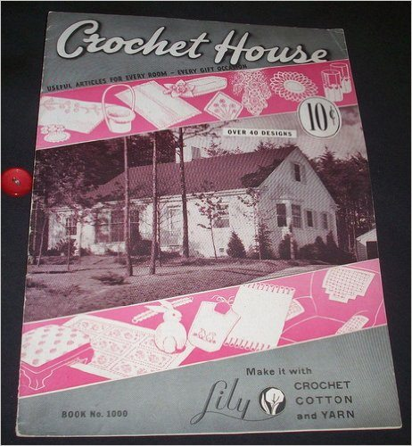 crochet for the home book 1942