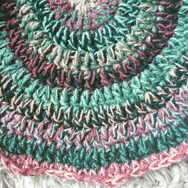 crochet mandalas by kvercillo