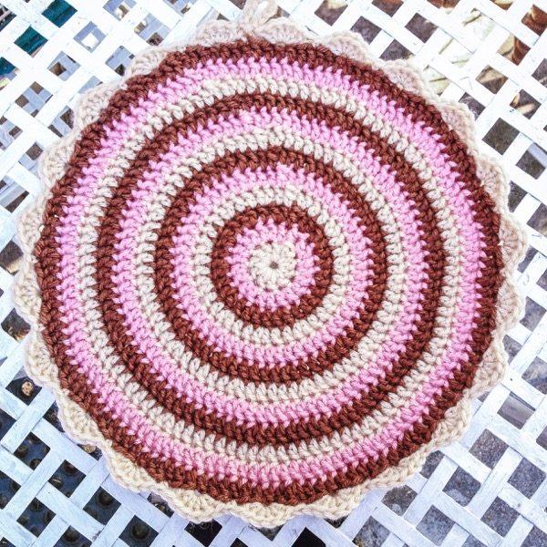 crochet mandalas for marinke