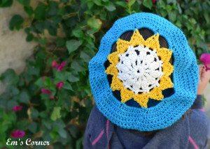 crochet slouch hat free pattern