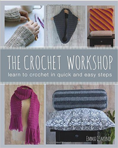 crochet workshop book osmond