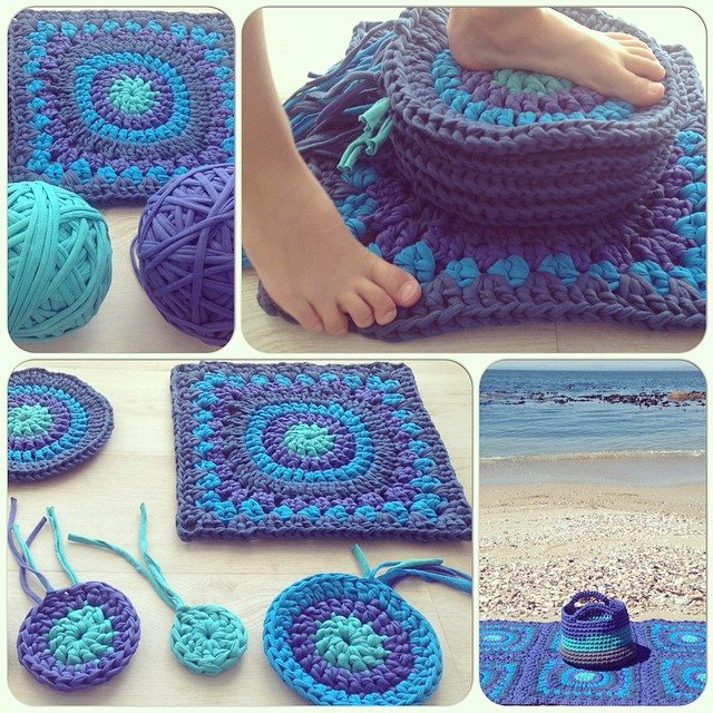 Grandma Knitting Spaghetti : Granny square day awesomeness on instagram