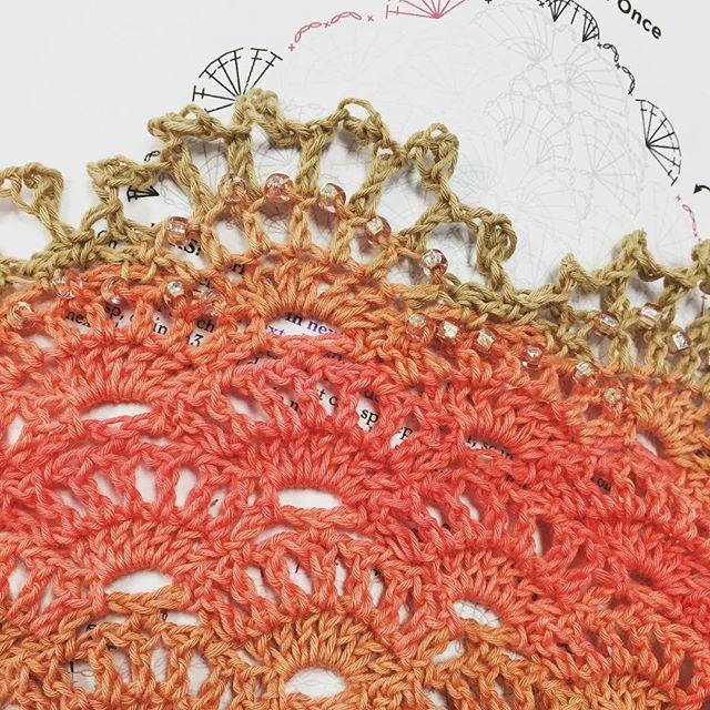 cuddlebugkids crochet shawl