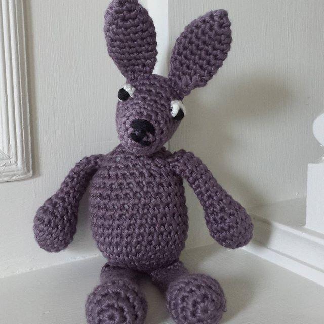eclecticcrochet crochet bunny