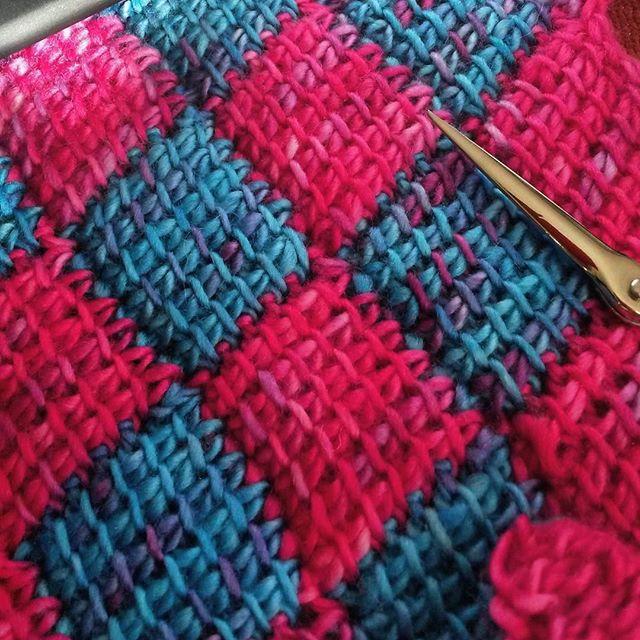 elzavan912 crochet merino wool