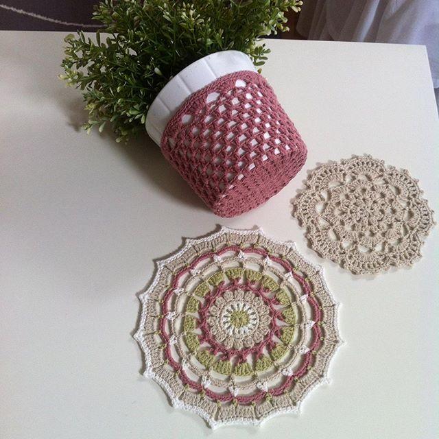flzvarol crochet mandalas