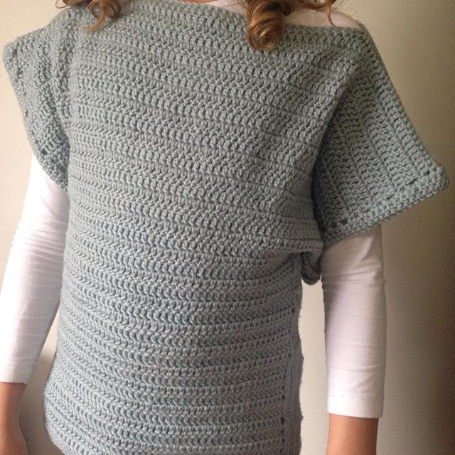 gooseberryfool crochet sweater