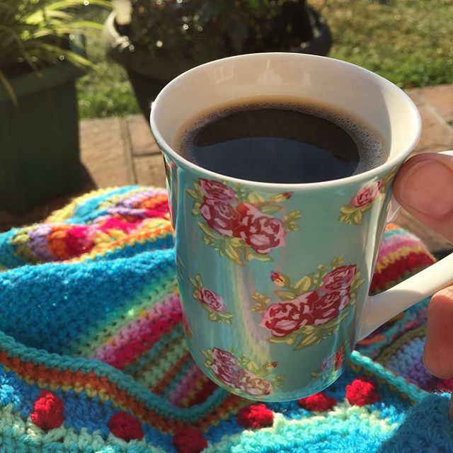 helenolding crochet blanket cuppa