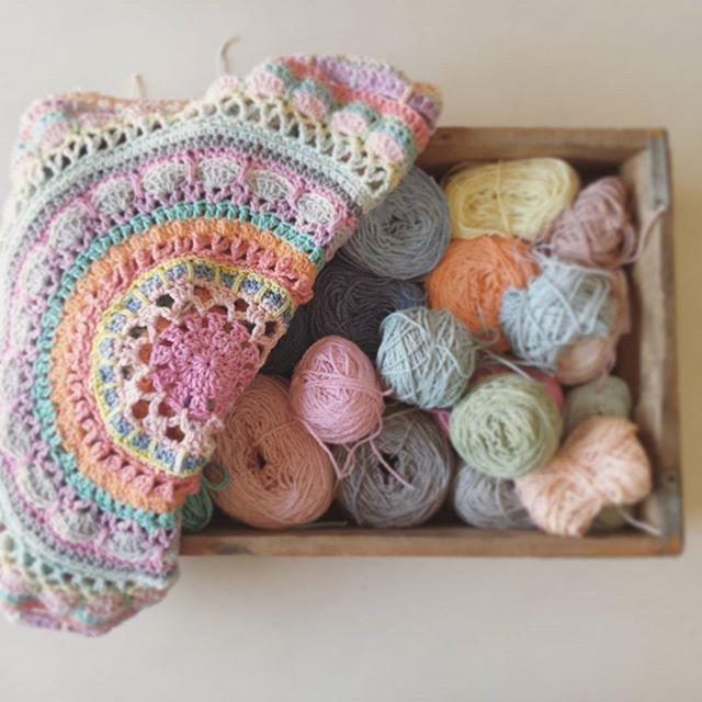 hookybren moya yarn crochet