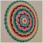 hope mandala crochet pattern