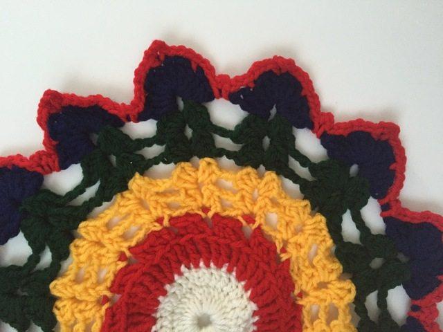 crochet mandalasformarinke by alice