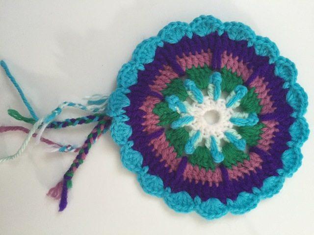 crochet mandalas contribution