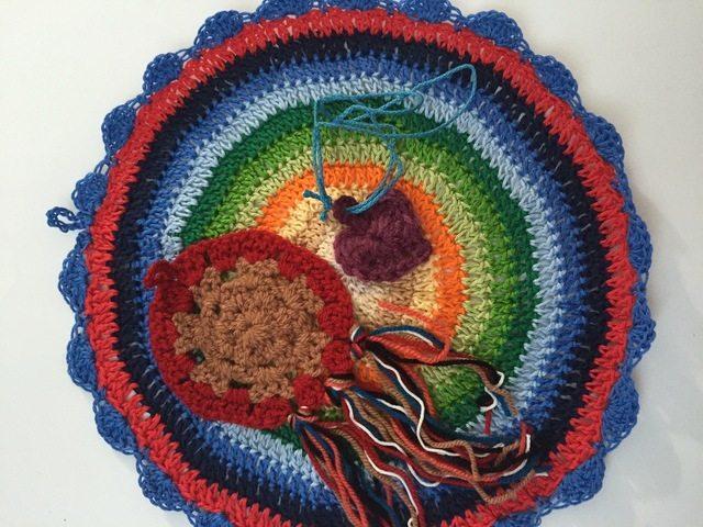 tammy's crochet contribution to mandalasformarinke