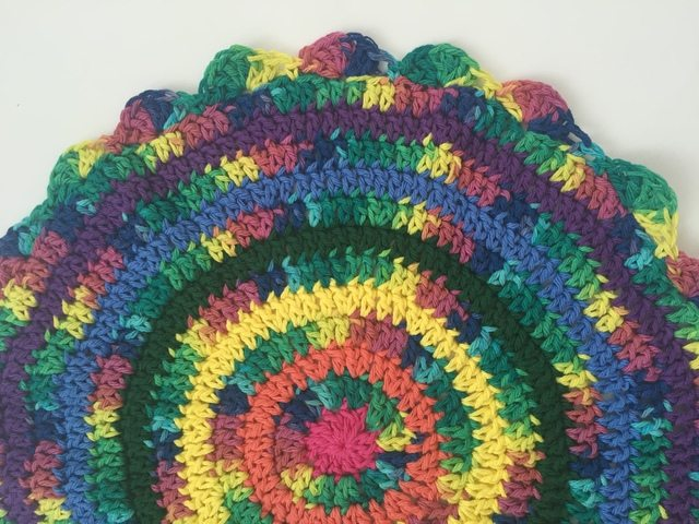 Jamie's Crochet Mandalas for Marinke