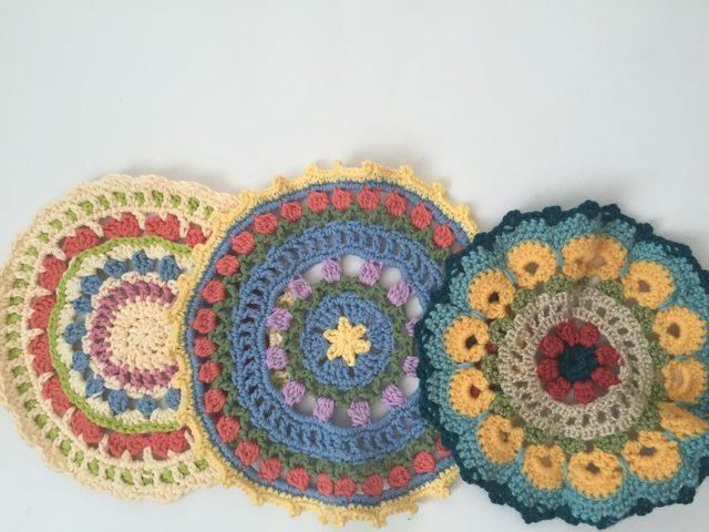 crochet mandalasformarinke anon