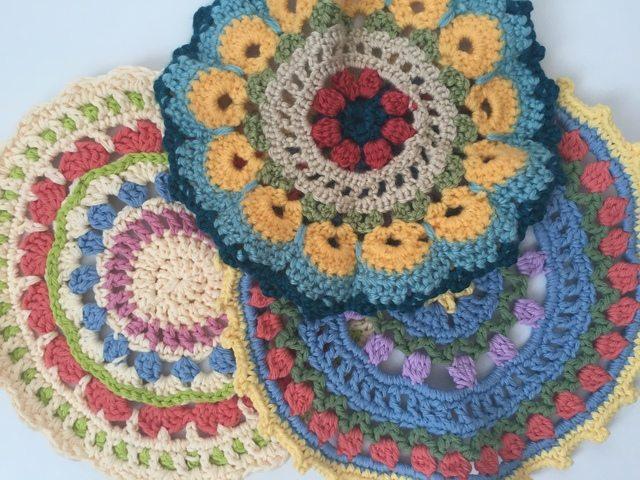 crochet mandalasformarinke anonymous