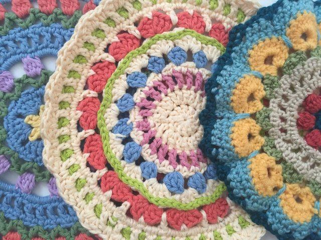 anomymous mandalas crochet contribution