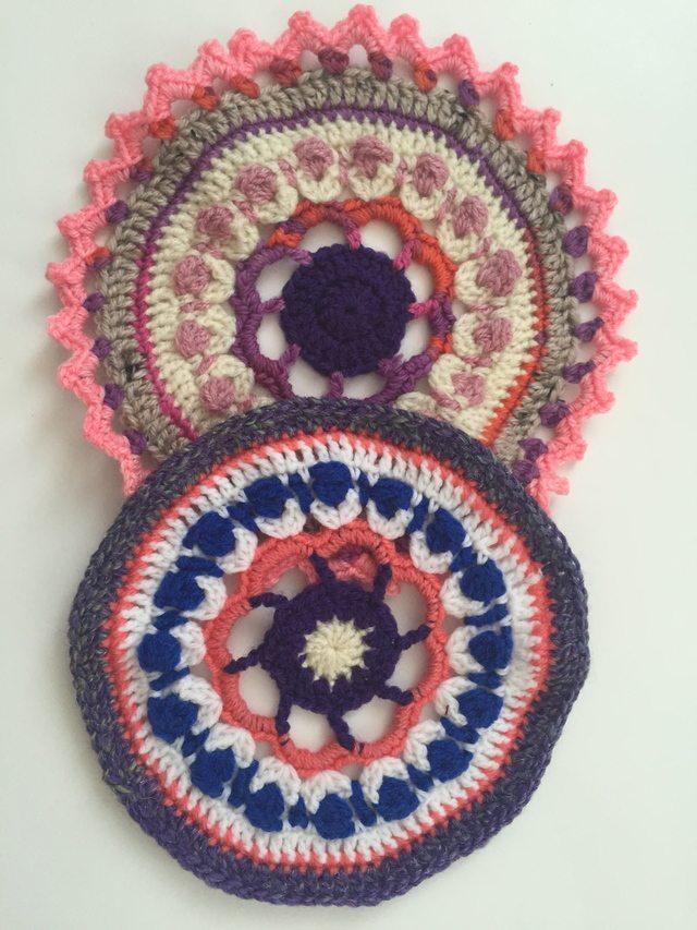 Louisa's Mandalas for Marinke