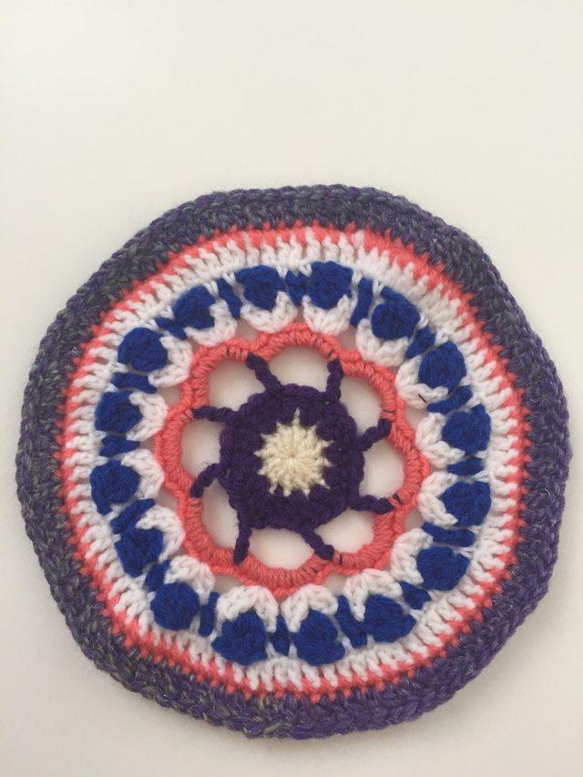 louisa's crochet mandala