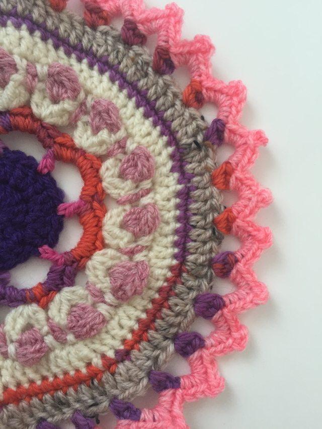 Louisa's Crochet Mandalas for Marinke